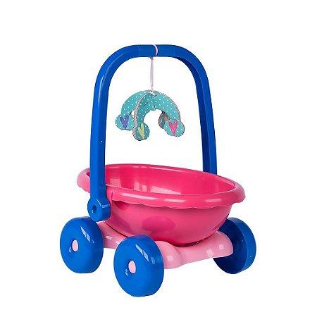 Brinquedo Infantil Carrinho De Passeio Coleção Baby Alive
