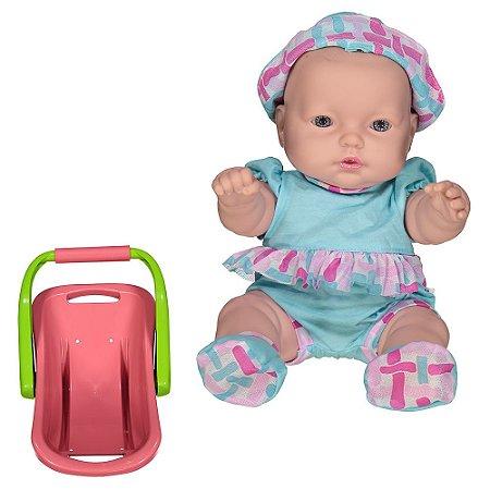 Coleção Baby Junior Bebê Conforto - Cotiplás