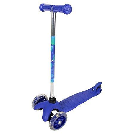 Brinquendo Infantil Patinete Twist Scooter Bel Fix Azul
