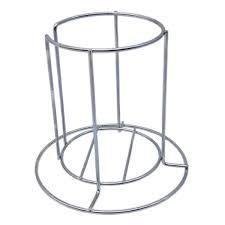 Suporte Aramado Branco de Xícara de Empilhar para 2 xícaras