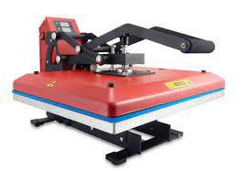 Prensa Térmica Me Colour 40x50 c/ Gaveta Plana Semi-automática 220v
