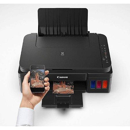 Impressora Canon G3100 Multifuncional Wifi + TINTA INKMAX