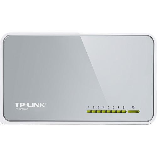 Hub Switch 8 Portas TP Link