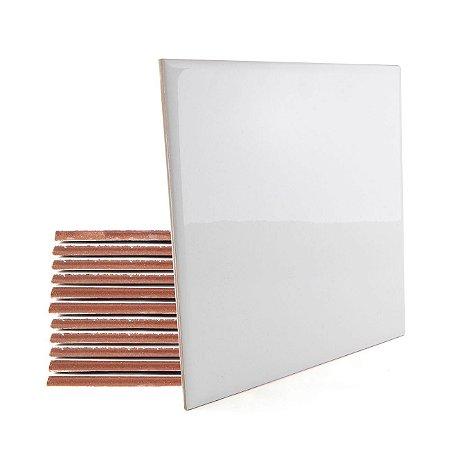 Azulejo Branco Sublimático 20x20
