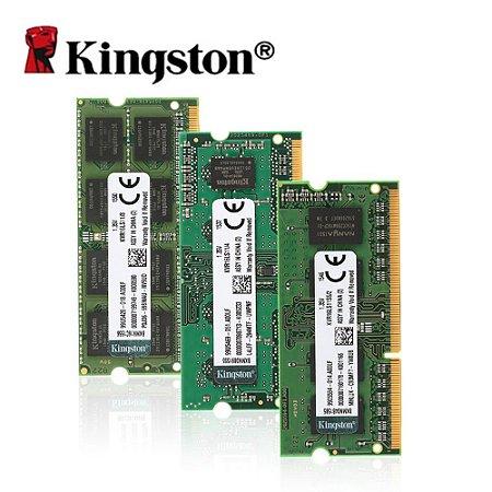 MEMÓRIA SDRAM DDR3 8GB P/ NOTBOOK