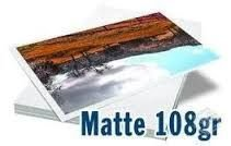 PAPEL MATE MASTERPRINT 108G A3 100 FOLHAS