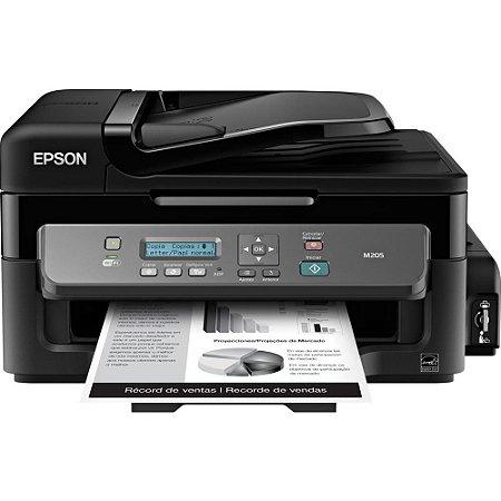 Impressora Epson WorkForce M205