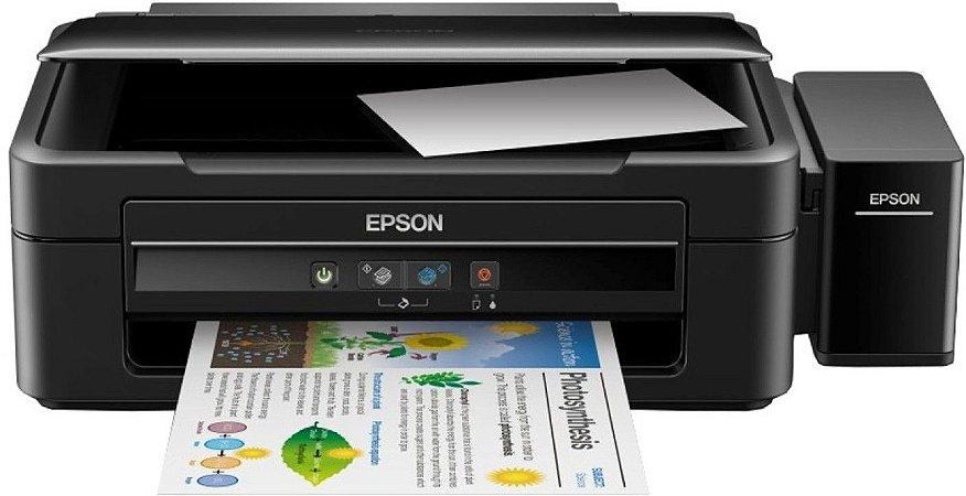 Impressora Epson L380 Ecotank Mult Colorida