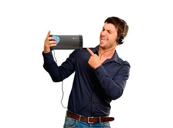 Caixa Lenoxx Bt530 Portátil Bom System 30w Rms Bluetooth