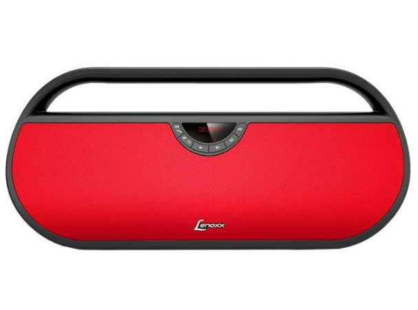 CAIXA DE SOM SPEAKER RED BT 540
