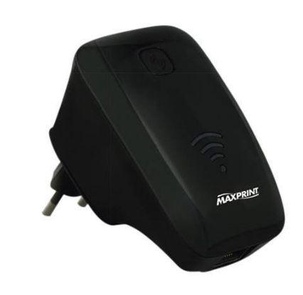 Repetidor MaxPrint 300Mbps
