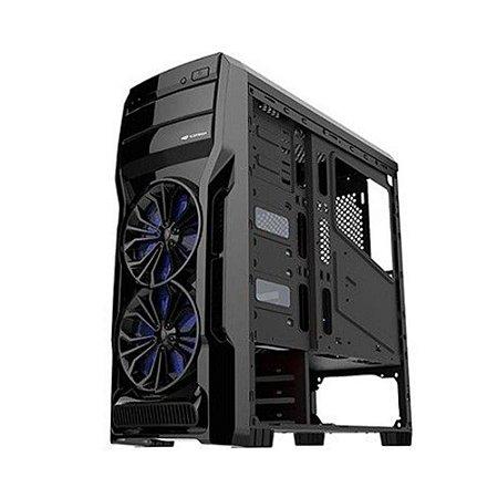Gabinete Gamer Mt-G650BK S/Fte C3T