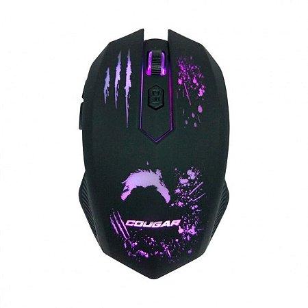 Mouse Dazz Gamer Cougar 2400DPI