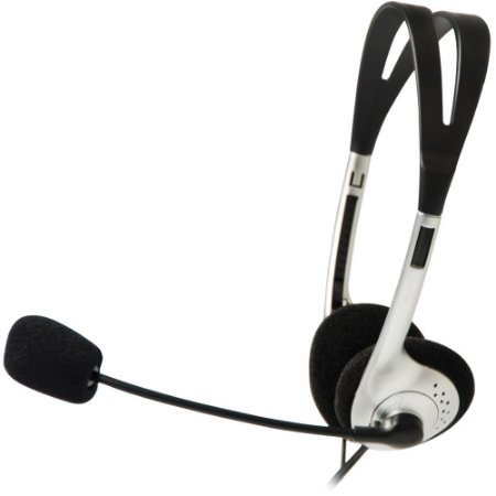 Headset C3tech Voicer Light c/ Microfone
