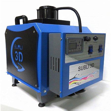 Prensa SUBLI 3D Para Sublimação SFCT 110v ou 220v