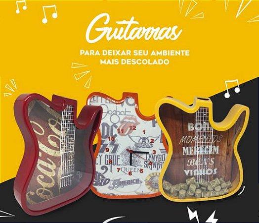 Quadro para Sublimação Guitarra