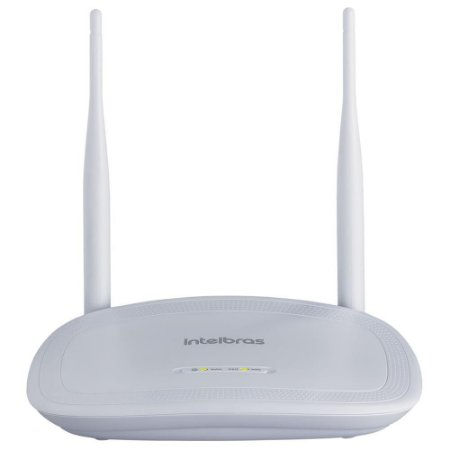 Roteador Intelbras IWR300N 300Mbps 2 Antenas