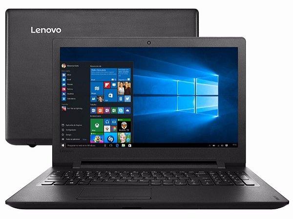 Notebook Lenovo Ideapad 110 Intel Dual Core