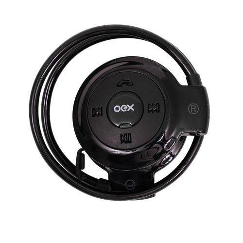 Headset Spin Oex Bluetooth
