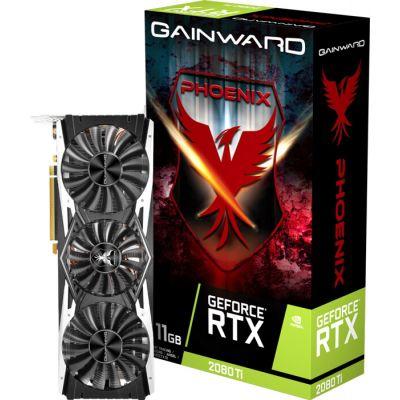 Placa de Video Nvidia RTX2080TI 11GB GDDR6 352BITS