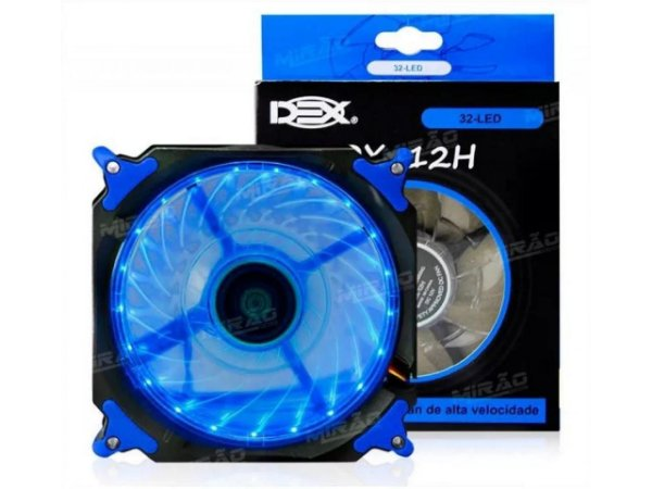 Cooler Fan 120mm Dex Dx-12h