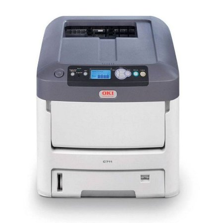 Impressora Colorida Okidata C-711WT