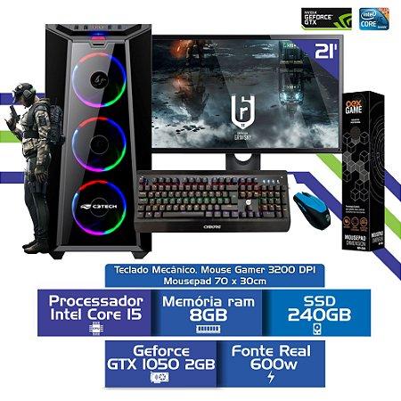 Pc Game i5, Mem 8Gb, Hd 1Tb, GTX1050