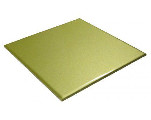 Azulejo para sublimação Dourado 20x20cm
