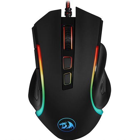 Mouse Redragon RGB Griffin 7200DPI