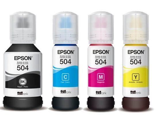 Refil Epson Original 504