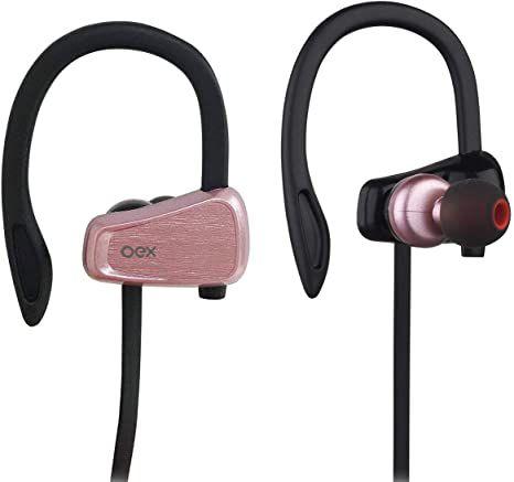 Fone Bluetooth Oex Flaunt Rosa FN410