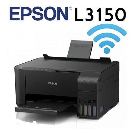 Impressora Epson L3150 ECO TANQUE refil original