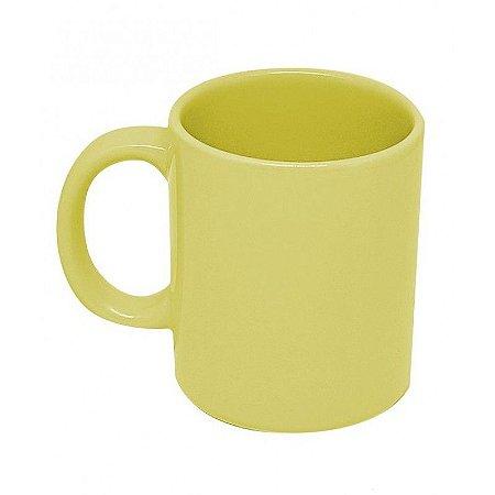 Caneca Color Amarela