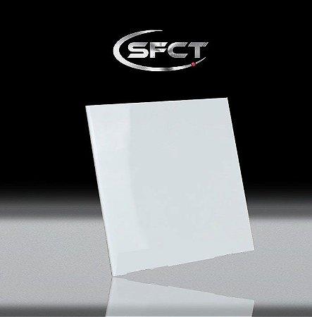 Azulejo Branco Polímero SFCT Sublimático 15x15 Premium