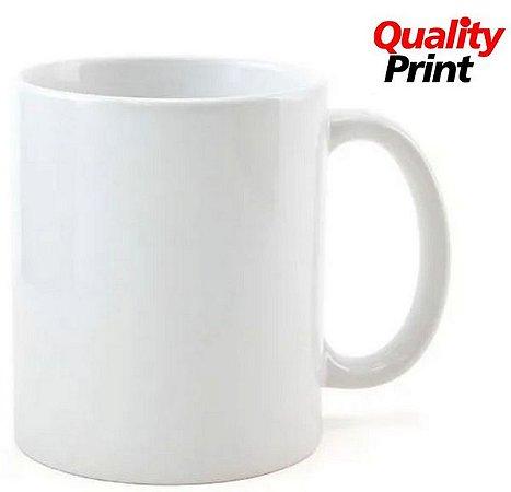 Caneca Porcelana Importada QUALITYPRINT (3000)