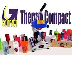 Prensa Transfer Giro 360g Thermo Compact 220v