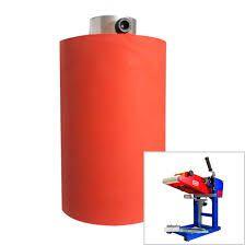 Rolo de Silicone para Thermo Roller ou Thermo Compact Giro 360º - 9cm