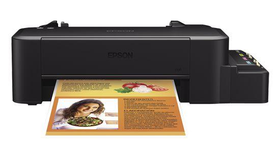 Impressora Epson L120  Tinta Corante INKMAX p/ Documentos Gerais