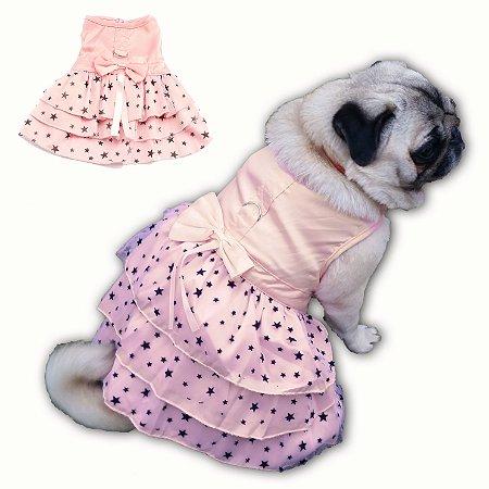 Vestido Para Cachorro - Festa
