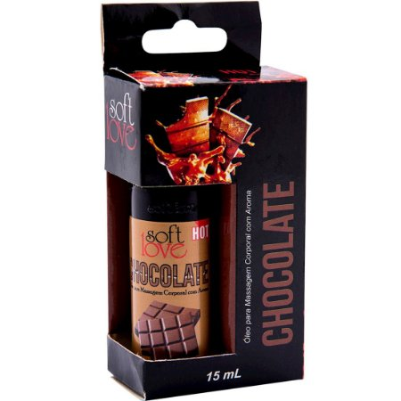 Gel hot Comestível chocolate 15ML