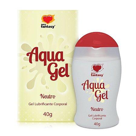 Gel lubrificante Aquagel - 40g