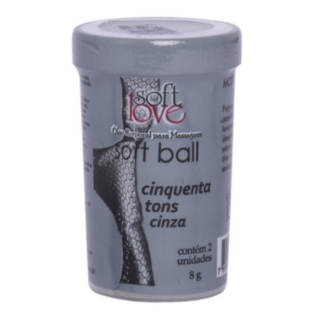 Soft Ball 50 tons de cinza