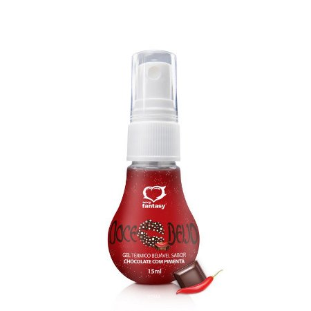Doce Beijo Chocolate com Pimenta - 15ml