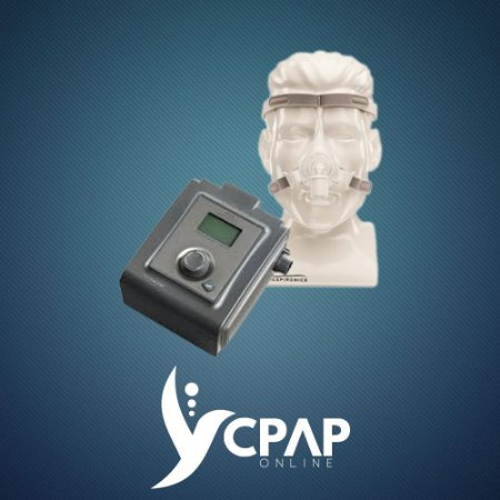 Kit CPAP Philips Auto System One Série 60 + Máscara Nasal Pico