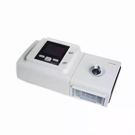 BiPAP Philips Respironics A30 com umidificador