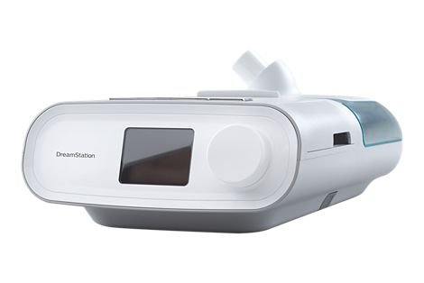 BiPAP DreamStation Auto com umidificador – Philips Respironics