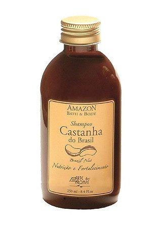 Shampoo Arte dos Aromas Castanha do Brasil Fortificante 250ml