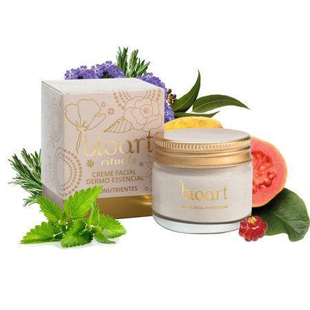 Creme Hidratante Facial Vegano Bioessencial Bioart Rituals