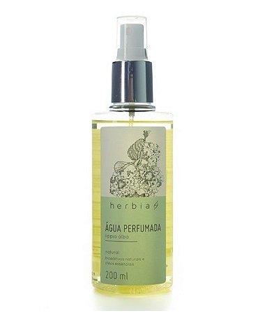 Água Perfumada Herbia Orgânica Lippia Alba 100ml