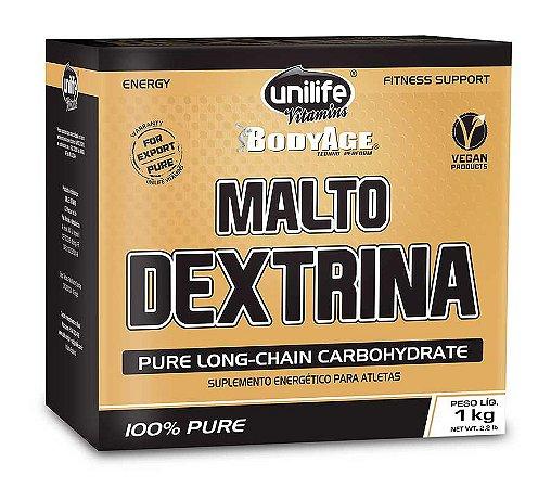 Maltodextrina Vegana Unilife 1kg